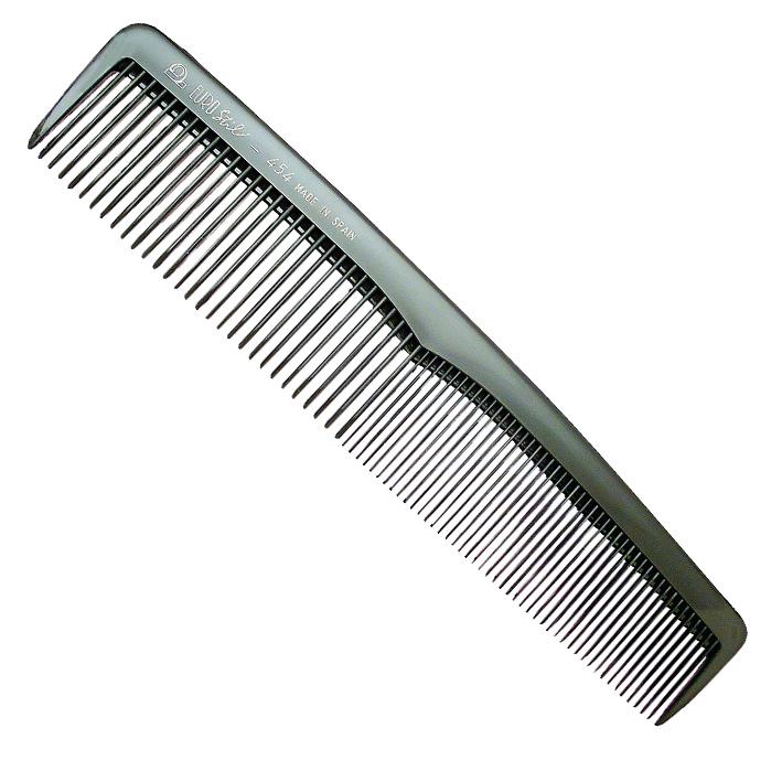 Расчёска с комбинированными зубцами