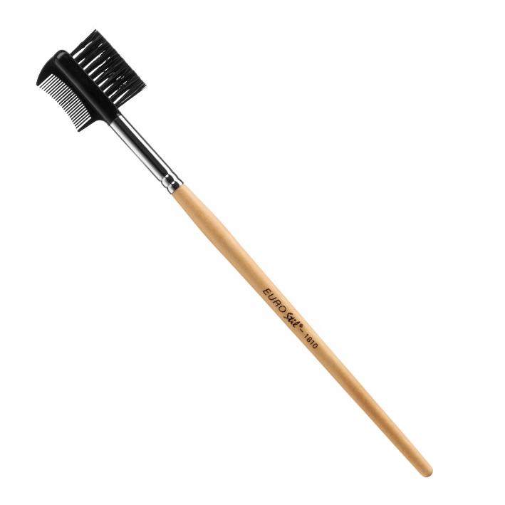 Кисть-щетка для бровей и ресниц