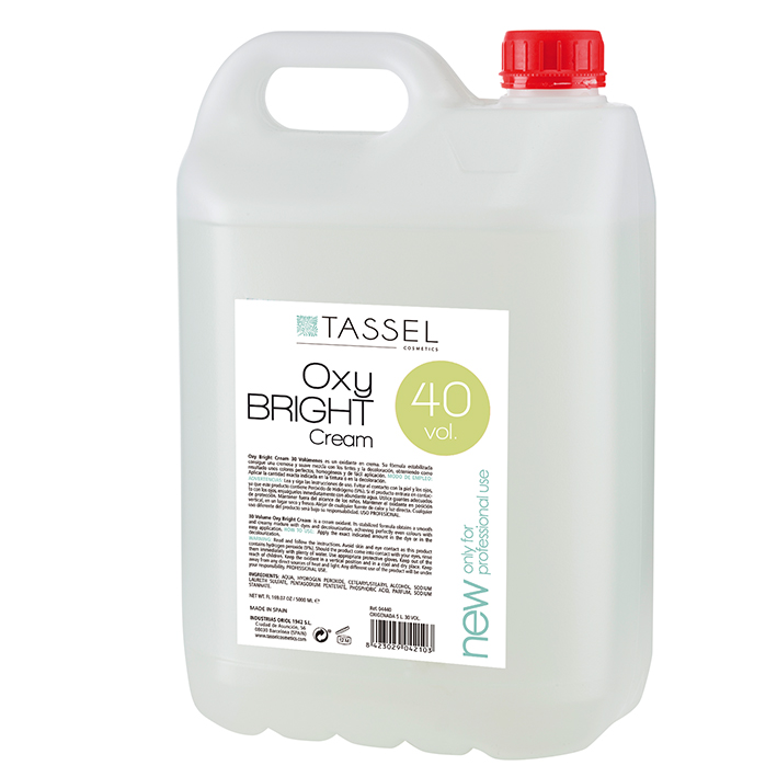 Проявитель Tassel Oxy Bright Cream 12%
