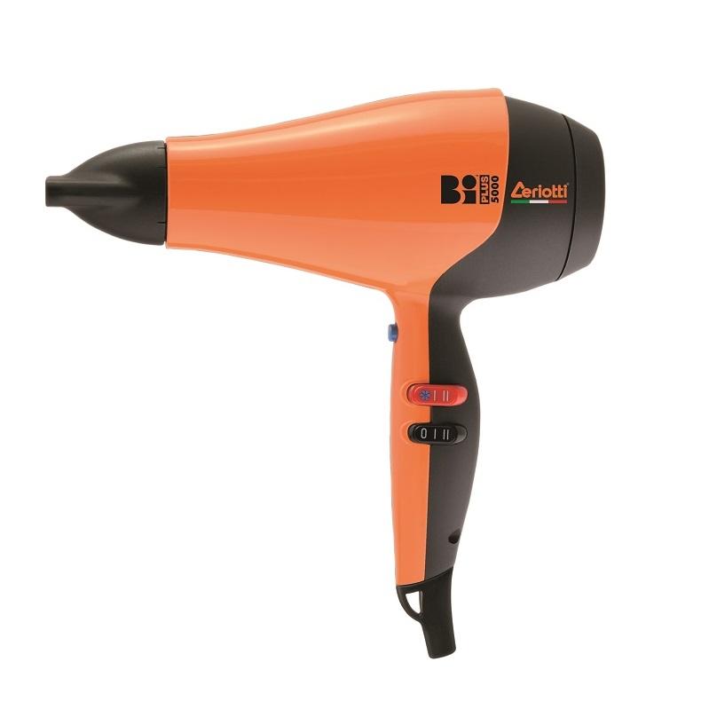 Uscător de păr BI 2200 black orange