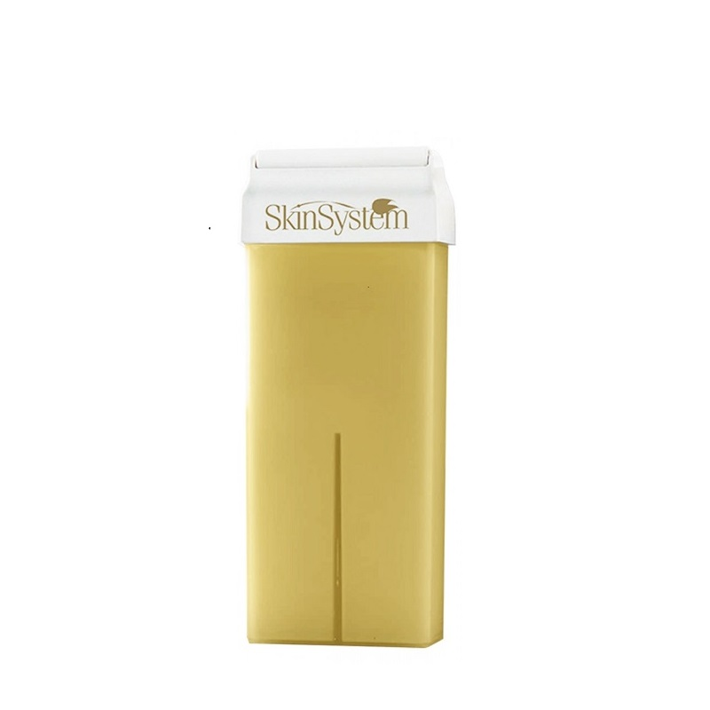 Ceară pentru depilare în cartridge Gold Shine