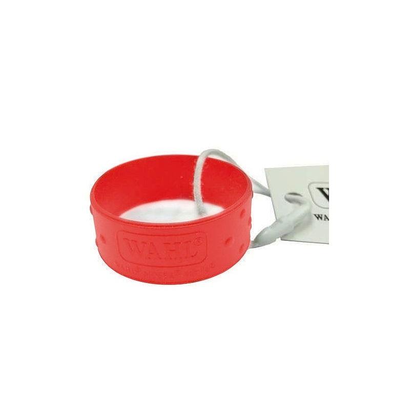 Кольца противоскользящие резиновые красные