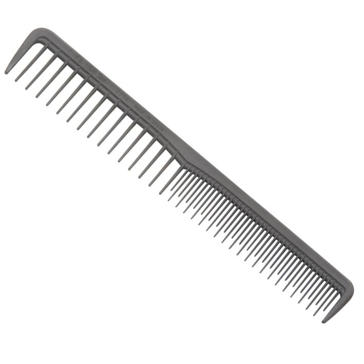 Расческа для волос карбоновая 17,5 см