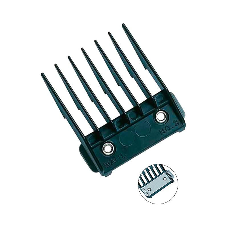 Înălţător-pieptene plastic cu suport metalic №3 (10 mm)