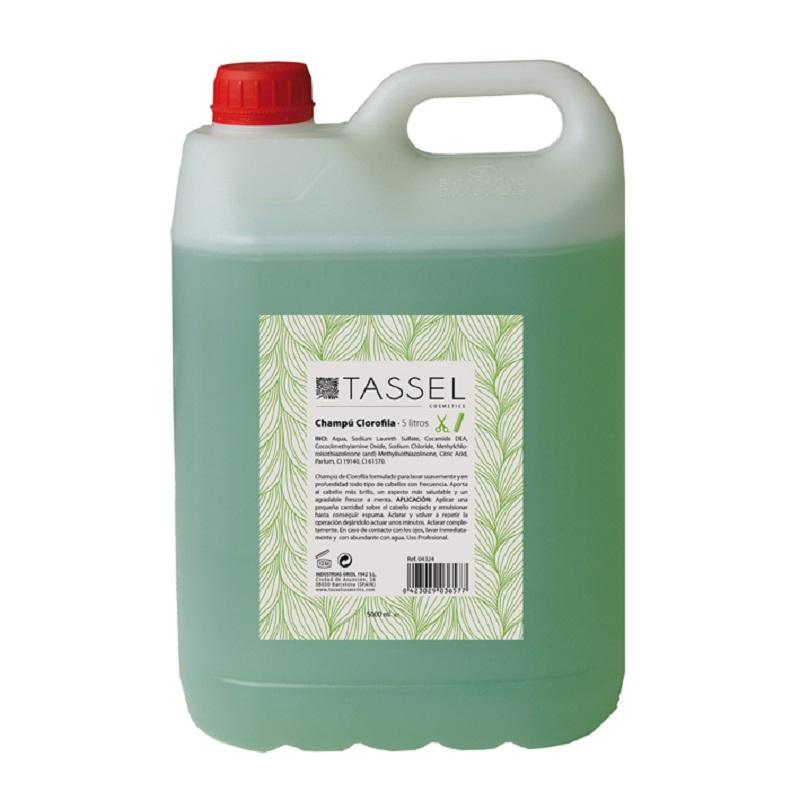 Șampon Tassel cu clorofilă