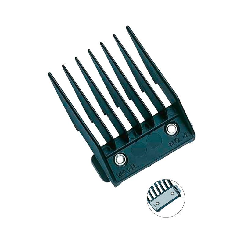 Înălţător-pieptene plastic cu suport metalic №4 (13 mm)