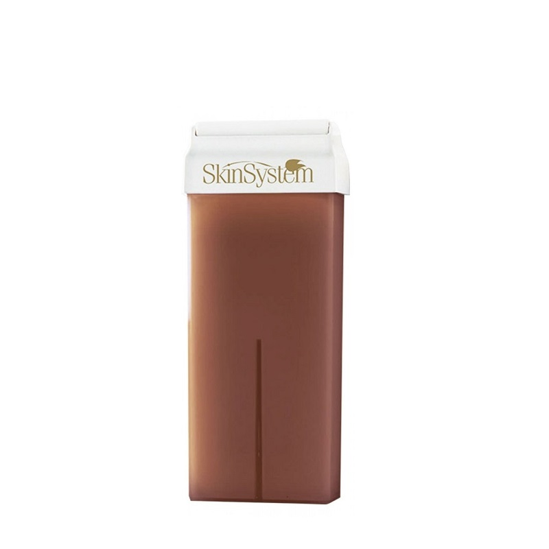 Ceară pentru depilare în cartridge cu aplicator Chocolate