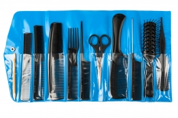 Набор парикмахера 7 шт.+ 1 ножницы