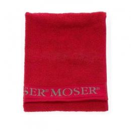 Полотенце красное