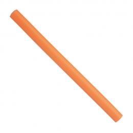Папильотки длинные оранжевые (25*1.6см)