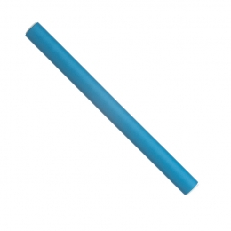 Папильотки короткие голубые (17,5*1.4 см)