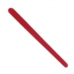 Пилка корундовая на красной деревянной основе 220/280