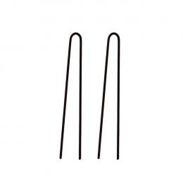 Шпильки черные прямые 60 мм 200 гр