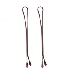 Невидимки коричневые 50 мм 200 гр
