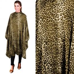 Pelerina de tuns leopard