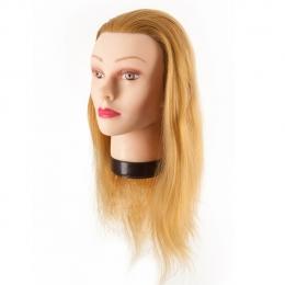 Голова-манекен блонд 35-40 см