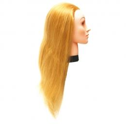 Голова-манекен блонд 45-50 см
