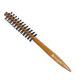 Brushing cu peri naturale și ace de nylon 45 mm