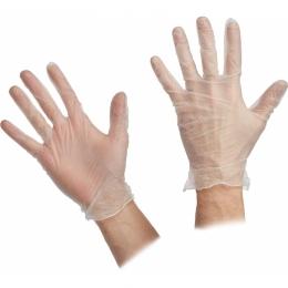 Перчатки одноразовые размер S