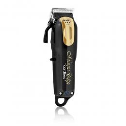 Машинка для стрижки беспроводная Magic Clip Black&Gold