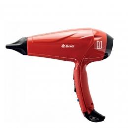 Uscător de păr Super DJ 4500 roșu