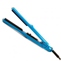 Placă de creponat părul albastră
